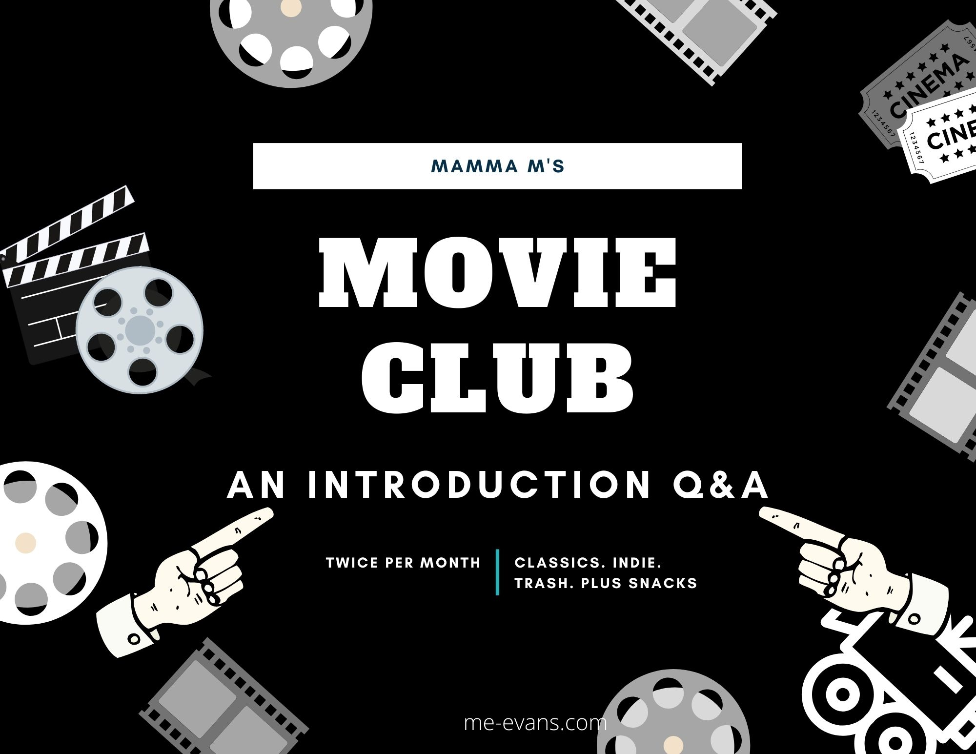 Mamma's Movie Club: My Movie Favorites