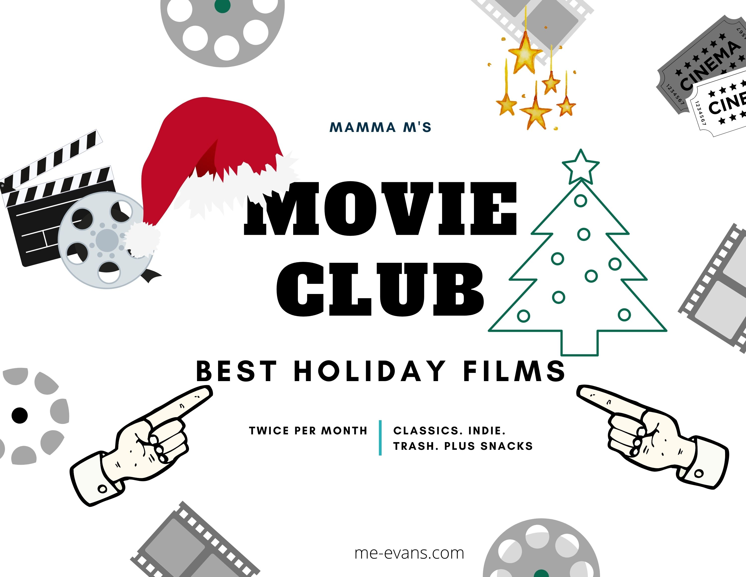Mamma M's Movie Club: Holiday Movies to Watch This Week