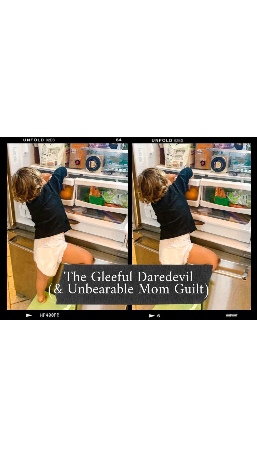 The Gleeful Daredevil and Unbearable Mom Guilt: Raising a Super Active and Intense Toddler